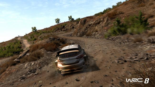 We verkennen Chili op de E3 in WRC 8