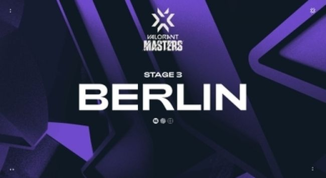 The Valorant Champions Tour Stage 3 Masters will take place in Berlin
