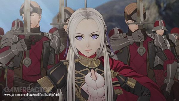 Fire Emblem: Three Houses-trailer toont de Officers Academy