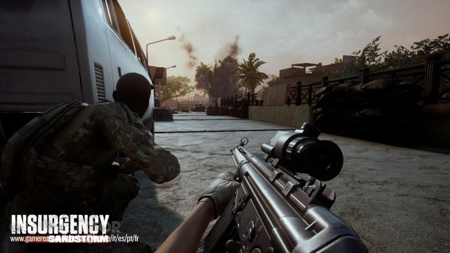 Insurgency: Sandstorm hands-on