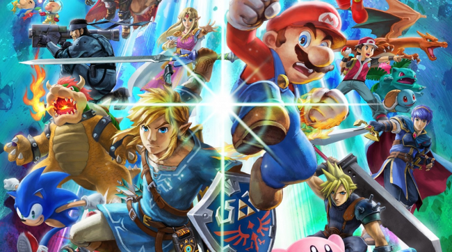 Super Smash Bros. Ultimate is de bestverkochte game ooit voor een Nintendo-console in Europa