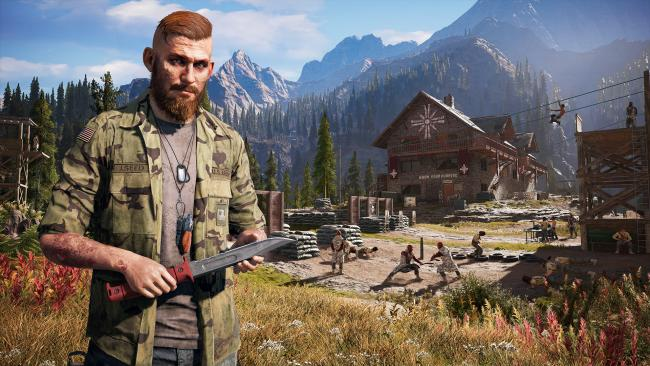 Far Cry 5 - Laatste preview