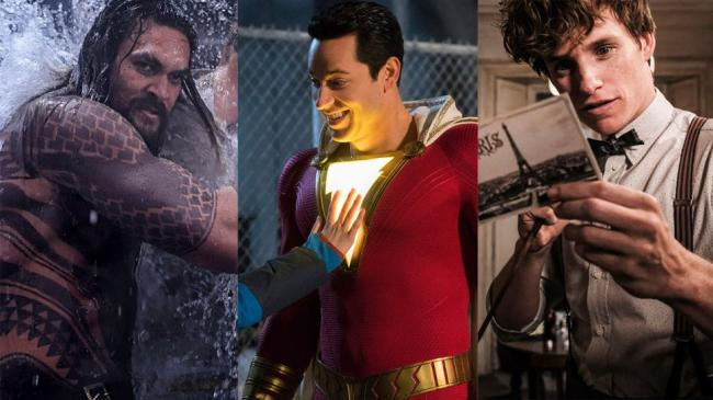 Check hier alle trailers van Comic-Con