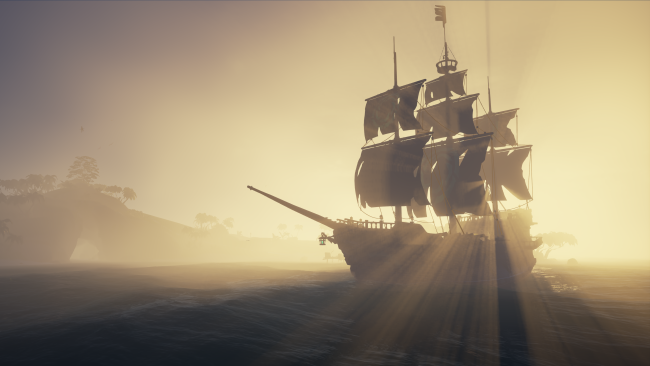 Sea of Thieves-trailer toont de Anniversary Update