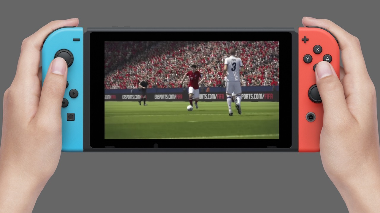 FIFA 18 - Nintendo Switch Review - Gamereactor
