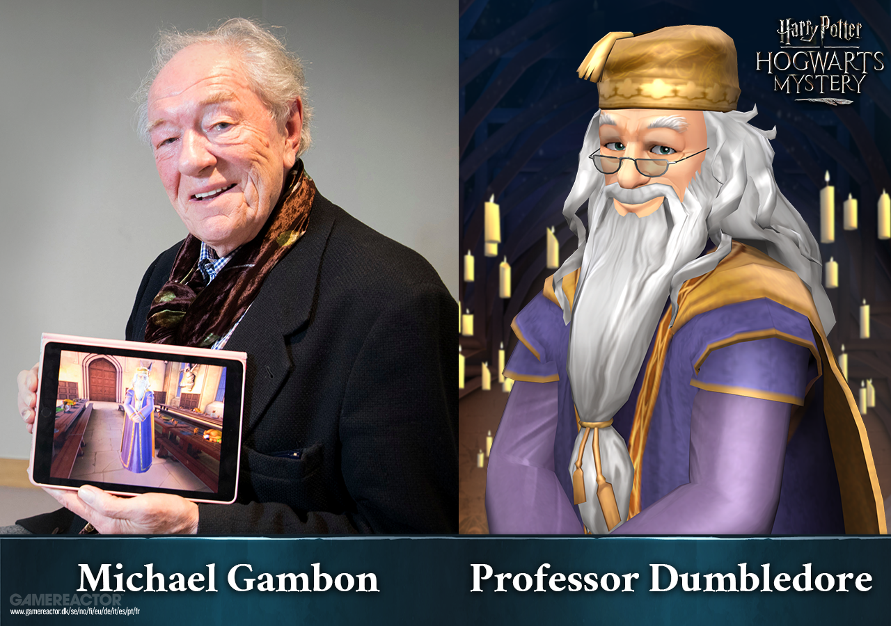 Uitgelezene Afbeeldingen van Harry Potter: Hogwarts Mystery verschijnt eind JM-05