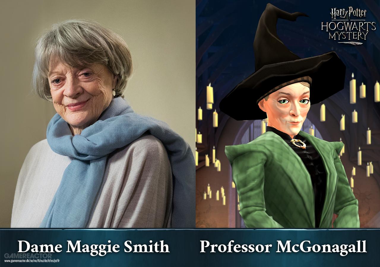 Wonderbaar Afbeeldingen van Harry Potter: Hogwarts Mystery verschijnt eind YZ-13