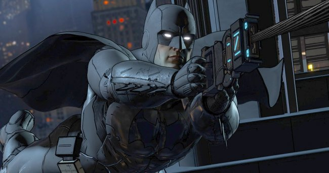 Batman: The Telltale Series krijgt releasedatum op de Switch