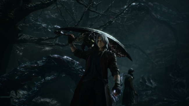 Devil May Cry 5 - hands-on met V en Dante