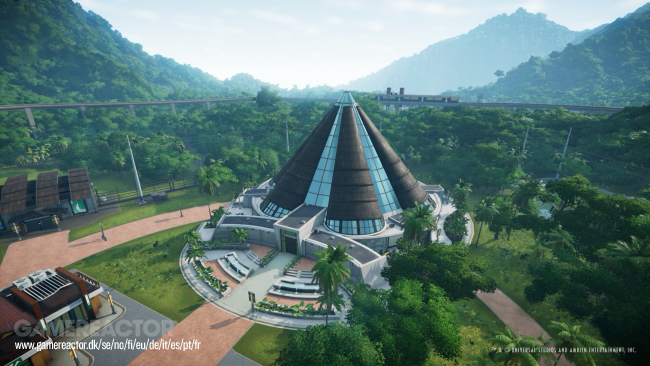 In gesprek met Frontier over Jurassic World Evolution