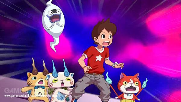 Switch-trailer van Yo-kai Watch introduceert Keita