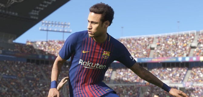 Pro Evolution Soccer 2018 hands-on