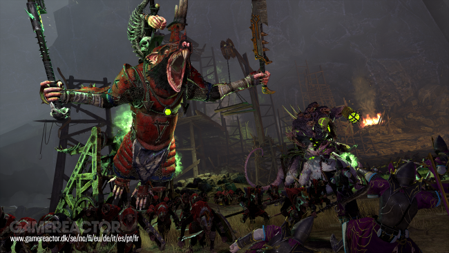 Total War: Warhammer II - Skaven Campaign hands-on
