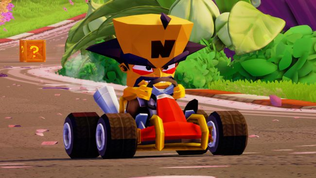 Crash Team Racing Nitro-Fueled krijgt retro-skins op de PS4