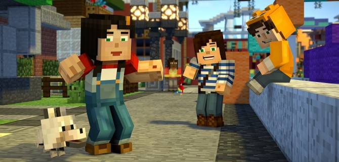 Minecraft: Story Mode - Season 2 - Episode One