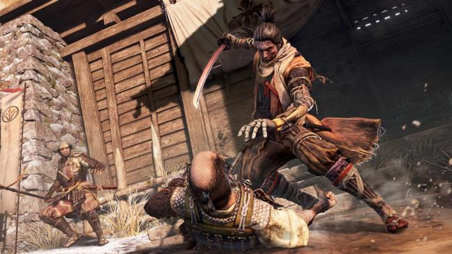 12 minuten aan gameplay van Sekiro: Shadows Die Twice
