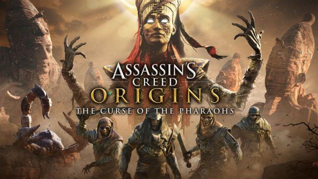 Kijk onze AC Origins: The Curse of the Pharaohs-videopreview