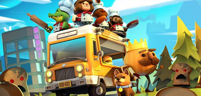Overcooked 2 serveert in oktober New Game Plus-modus