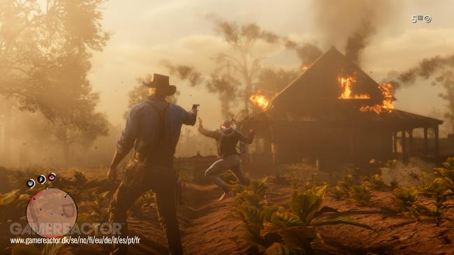 Gameplay uitgelekt van Red Dead Redemption 2