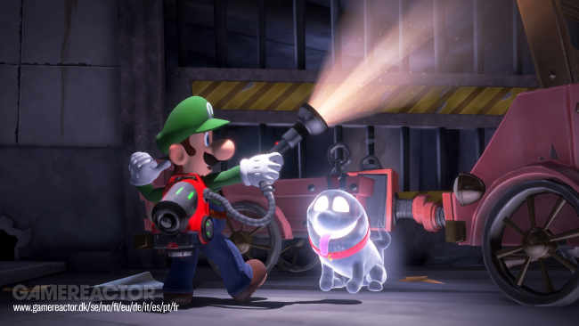 Luigi's Mansion 3 hands-on