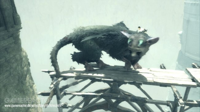 The Last Guardian en Wipeout krijgen VR-behandeling
