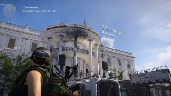 The Division 2 - Review in Progress