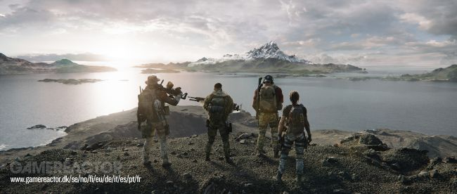 Ghost Recon: Breakpoint hands-on - Zes uur in Auroa