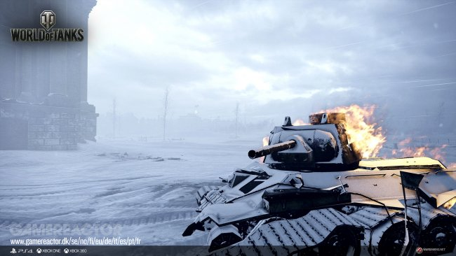 World of Tanks krijgt Story Campaigns op console