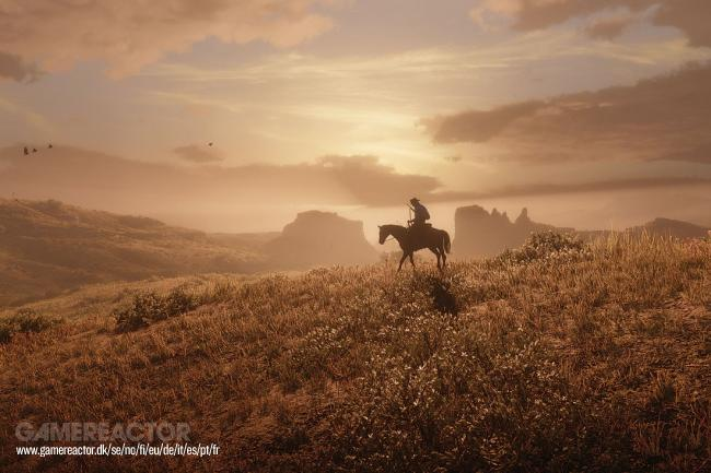 Red Dead Redemption 2 is ruwweg 65 uur lang