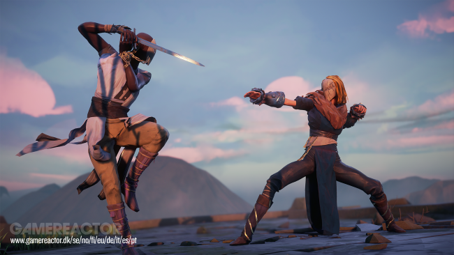 Absolver hands-on