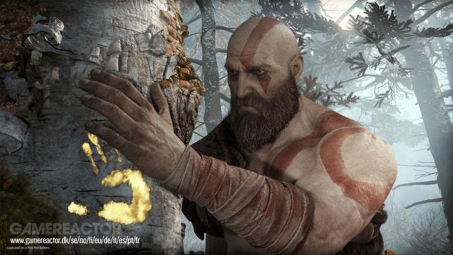 God of War hands-on