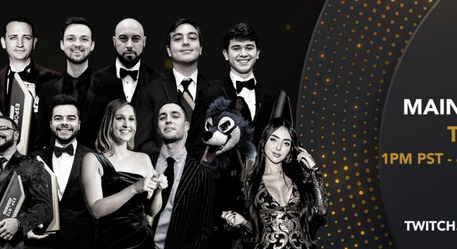 Here are your Esports Awards 2020 Winners