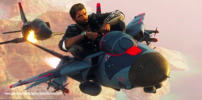 Just Cause 4 krijgt gratis Trials, Toys & Terror Update
