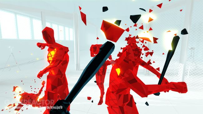 Superhot nu te downloaden op de Nintendo Switch