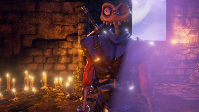 PlayStation 1-game Medievil krijgt 4K-remaster op de PS4