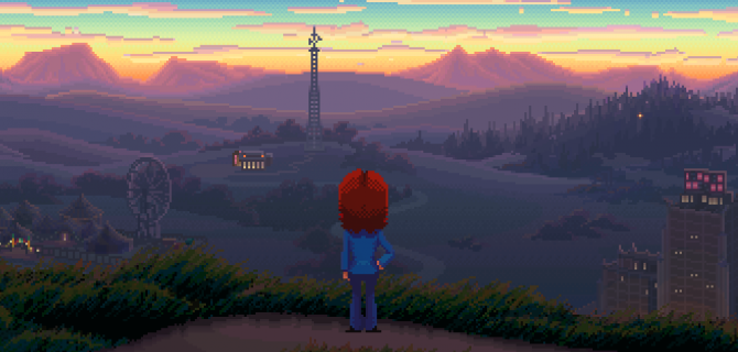 Thimbleweed Park hands-on