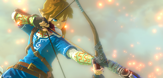 Zelda: Breath of the Wild wint GOTY op The Game Awards