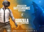 PUBG Mobile krijgt Godzilla: King of the Monsters-crossover