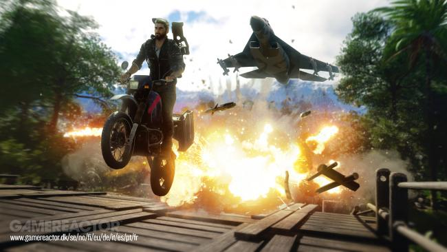 19 minuten aan gameplay van Just Cause 4