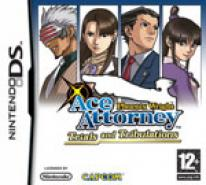 Phoenix Wright: Ace Attorney - Trials and Tribulations