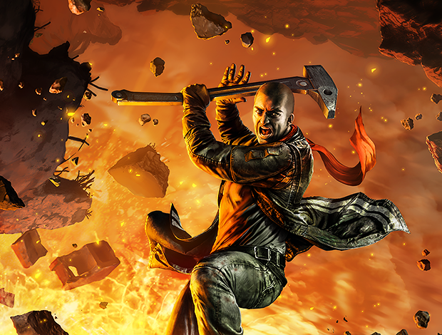 Red Faction Guerrilla Re-Mars-tered  landt begin juli op de Switch