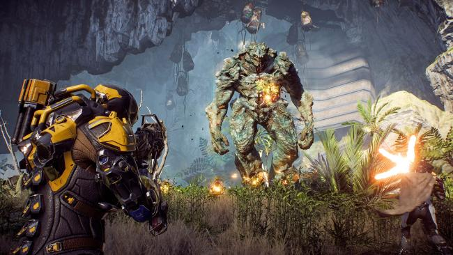 Anthem - Review in Progress