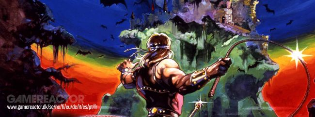 Konami Anniversary Collection: Castlevania verschijnt in mei