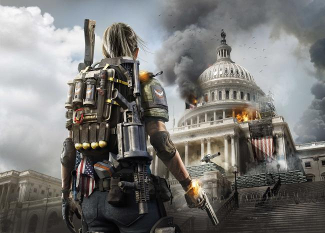 The Division 2 - Dark Zones en PvP