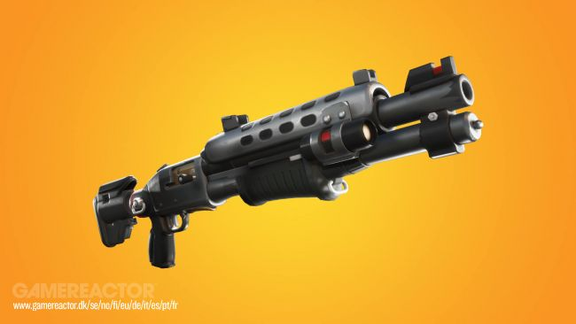 Fortnite-patch v9.40 voegt vernieuwde Tactical Shotgun toe