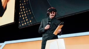 Dr. Disrespect among winners at the Esports Awards