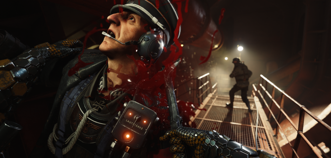 Wolfenstein II: The New Colossus hands-on