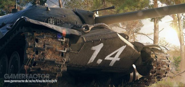 World of Tanks - Update 1.4