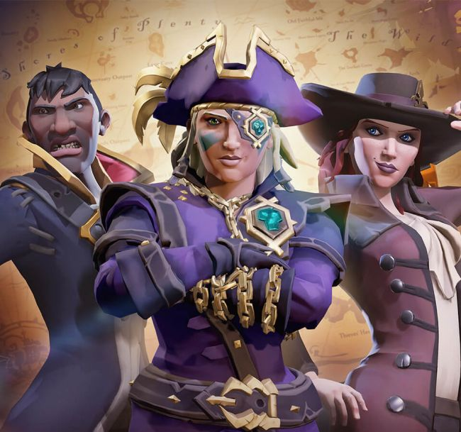 Sea of Thieves: Anniversary Update