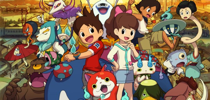 Yo-kai Watch 2: Gigageesten